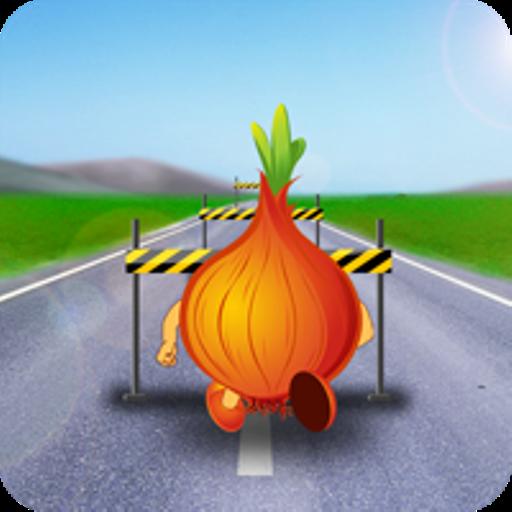 體育競技App|小洋葱跑酷 LOGO-3C達人阿輝的APP