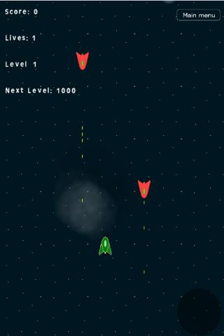 Crazy Asteroid- screenshot