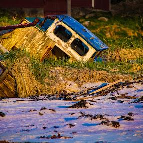 Onshore by Morten Pettersen - Transportation Boats ( 7d, colors, onshore, boat, norway )