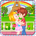 Kissing Games In Paris icon