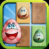 Eggheadz Memory Match Free