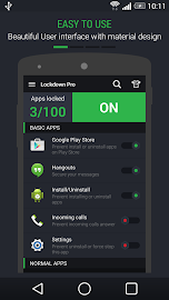 Lockdown Pro - AppLock Screenshot 2