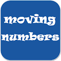 Moving Numbers logo