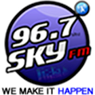 Sky FM 96.7 icon