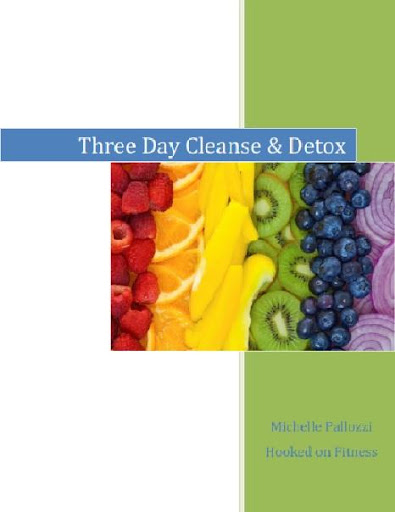 3 Day Cleanse Detox