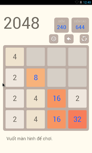 Game 2048 Việt Nam