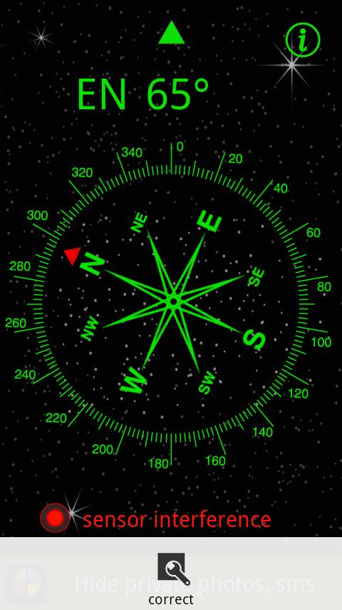 Star Compass - screenshot