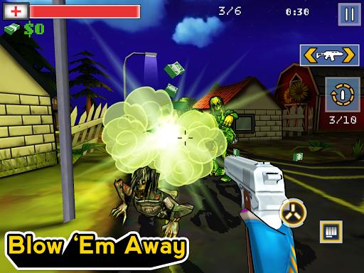 【免費動作App】Zombie Hunters 3D-APP點子