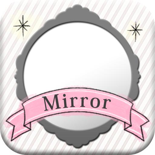 Simple True Mirror LOGO-APP點子