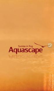 Aquascape - Sunrise in Fog - screenshot thumbnail