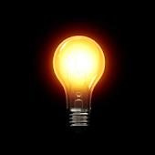 Torch Light - Lightbulb
