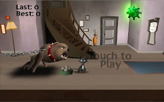 Screenshot of Cat Escape