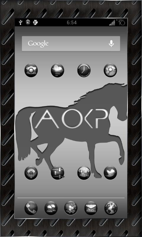 AOKP WALLPAPERS- screenshot
