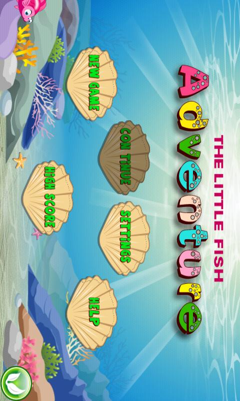 Fish Adventure ( Fish Frenzy ) - screenshot