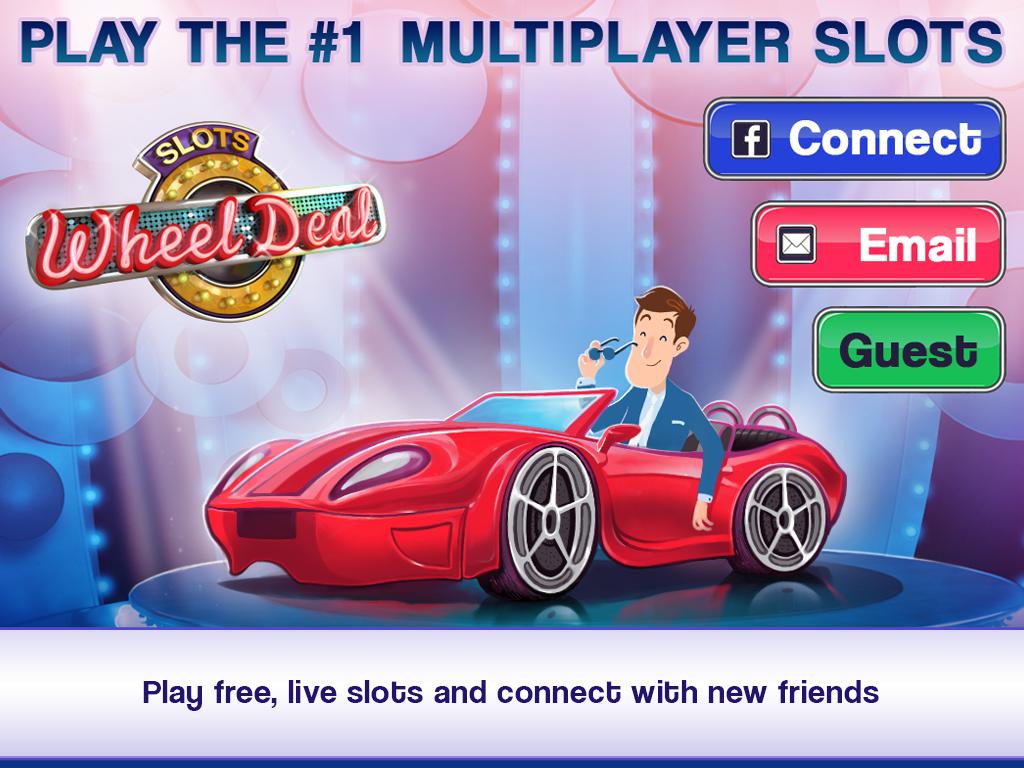Slots Wheel Deal – free slots - screenshot