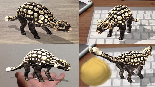 恐龙 3D - Ankylosaurus