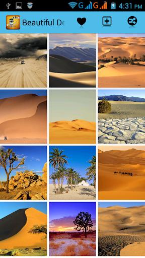 Beautiful Desert Wallpaper