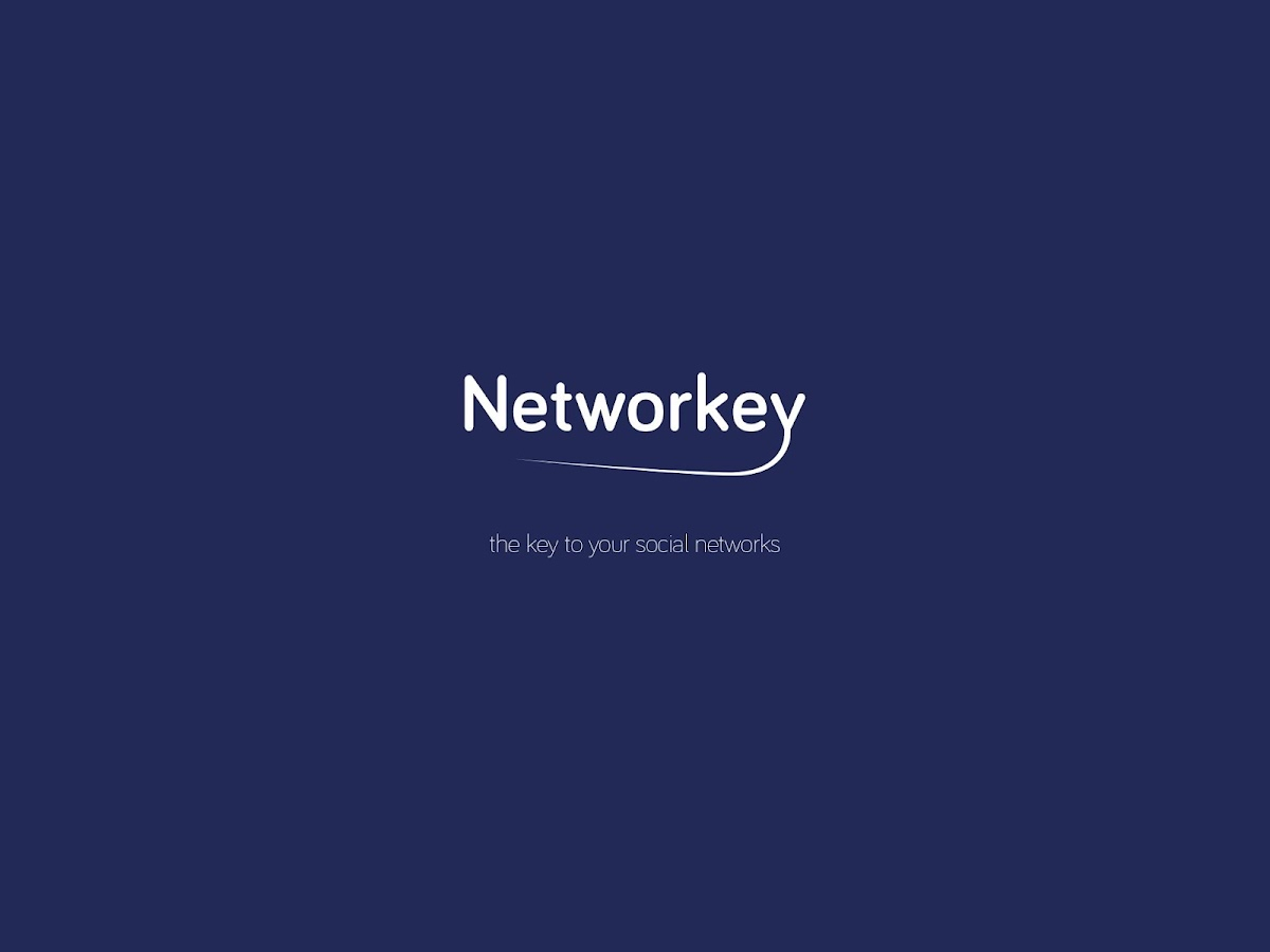 Networkey - screenshot