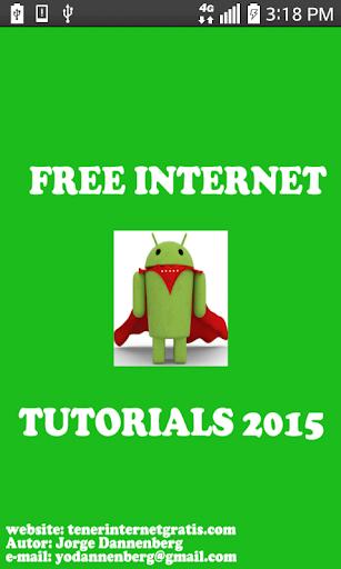 Internet Gratis Android 2015