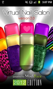 Virtual Nail Salon- screenshot thumbnail