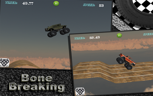 玩免費賽車遊戲APP|下載MONSTER TRUCK RACING app不用錢|硬是要APP