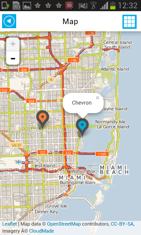 Florida Offline Road Map Android Apps On Google Play - Us road map offline