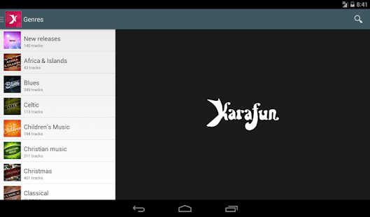 KaraFun - screenshot thumbnail
