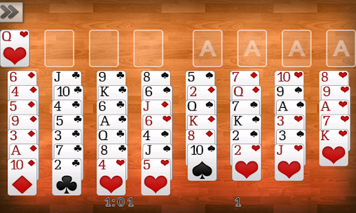 Freecell- screenshot thumbnail