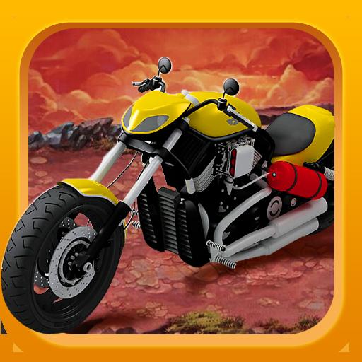 JoyBox-Tron Lightbike 3D 2.0 賽車遊戲 LOGO-阿達玩APP