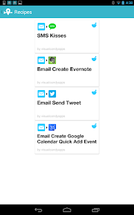 LIFTTT - Location for IFTTT - screenshot thumbnail