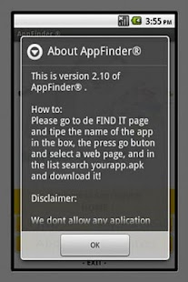 App Finder ® - screenshot thumbnail