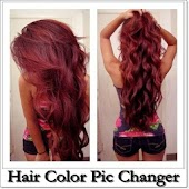 Hair Color Pic Changer