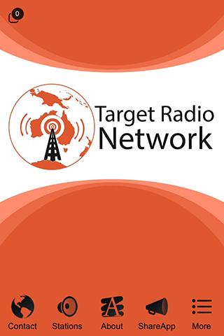 【免費音樂App】Target Radio Network-APP點子