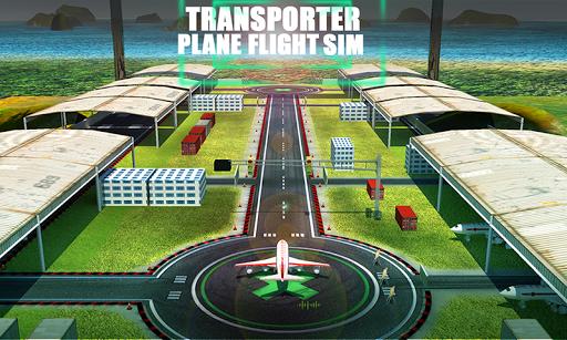 Transporter Air Plane 3D