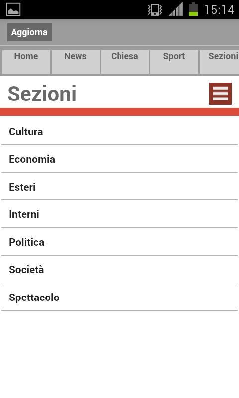 Tempi Mobile- screenshot