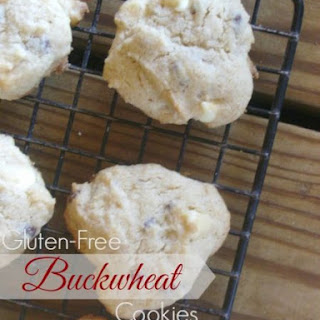 Gluten-Free Buckwheat Cookie.