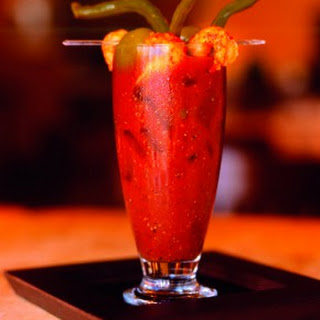 Bayou Bloody Mary.