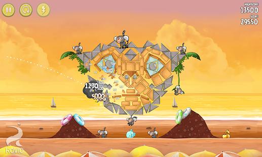 Angry Birds Rio - screenshot thumbnail