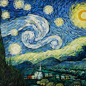 Van Gogh Photo Effect