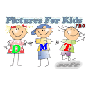 PicturesForKidsPro logo