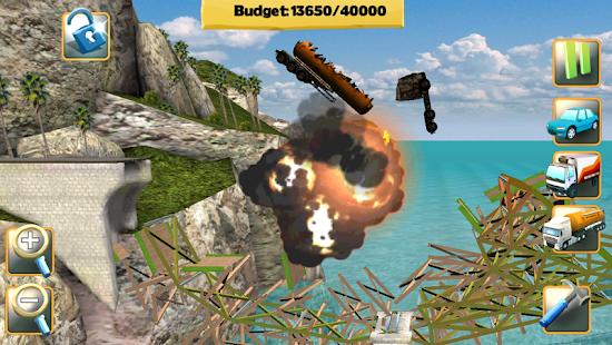 Bridge Constructor Screenshot 33