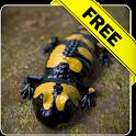 Salamander Free live wallpaper icon