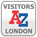 London Visitors A-Z logo
