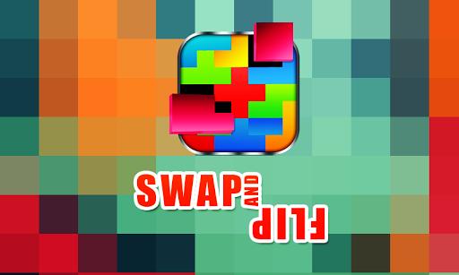 Swap Flip-Jigsaw Puzzle Game