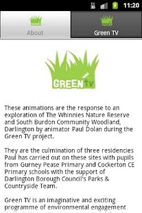 Green Tees Valley - screenshot thumbnail