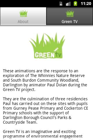 Green Tees Valley - screenshot