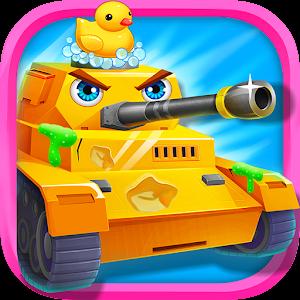 Crazy Tank Salon – Kids Design for PC and MAC