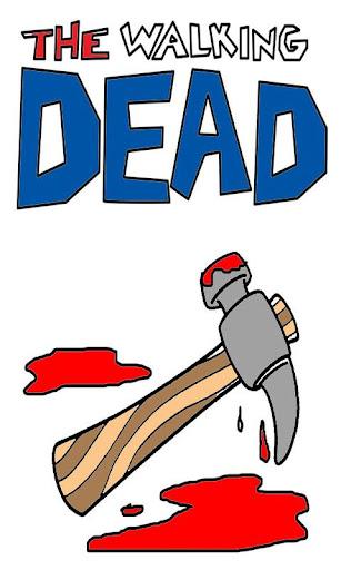 Paint The Walking Dead