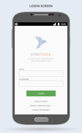 EverTrack GPS Tracker