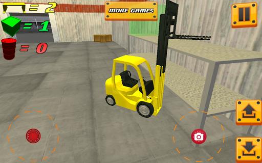 【免費模擬App】Forklift Sim 3-APP點子